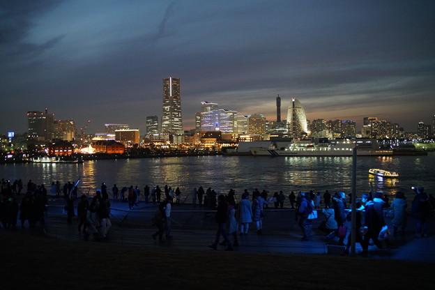 Photos: 大桟橋からのみなとみらい