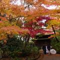 写真: 旧東慶寺仏殿