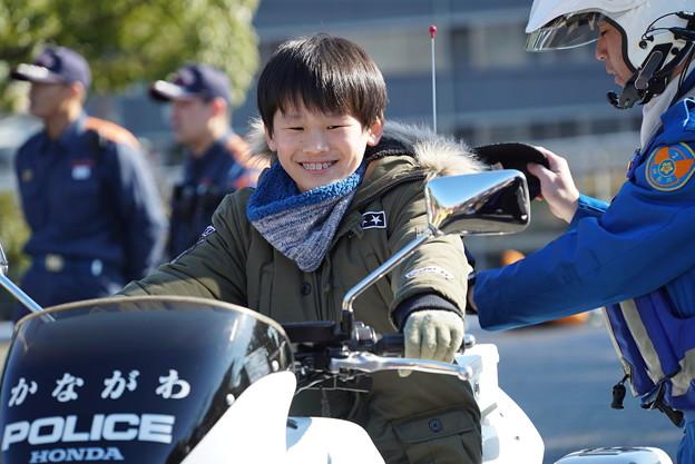 Photos: 白バイ試乗会