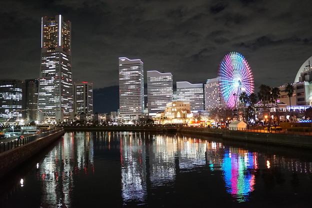 Photos: 夜のMM