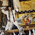 写真: 新居浜太鼓祭り