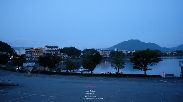 写真: 寧靜的清晨