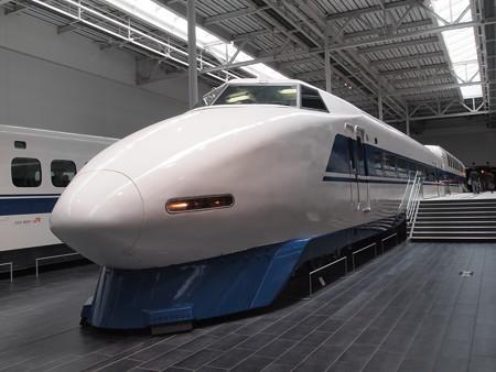 100系 リニア鉄道館01