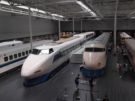 100系 リニア鉄道館03