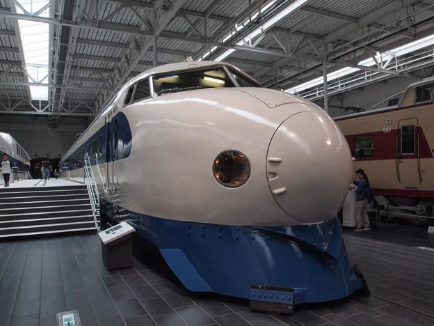 0系 リニア鉄道館