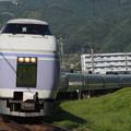 E351系特急スーパーあずさ 中央本線下諏訪~岡谷02
