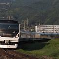 写真: E257系特急あずさ 中央本線下諏訪~岡谷05