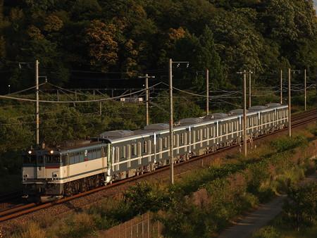 EF65メトロ13000系甲種 東海道本線彦根~米原05
