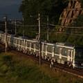 写真: EF65メトロ13000系甲種 東海道本線彦根~米原06
