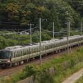 写真: 223系普通 東海道本線彦根~米原03