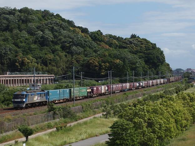 写真: EF210貨物 東海道本線彦根~米原02
