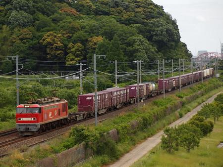 EF510貨物 東海道本線彦根~米原02