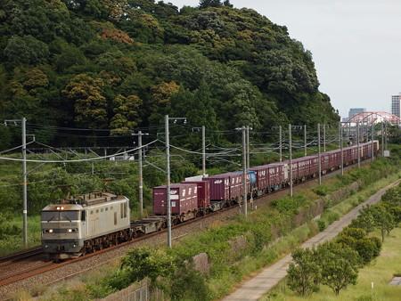 EF510貨物 東海道本線彦根~米原04