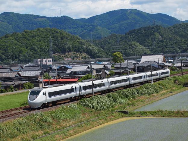 681系特急しらさぎ 北陸本線米原~坂田01