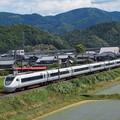 写真: 681系特急しらさぎ 北陸本線米原~坂田01
