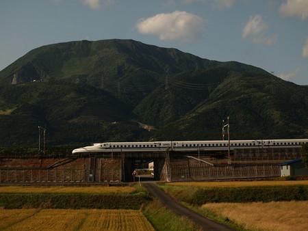 N700系ひかり 東海道新幹線米原~岐阜羽島02