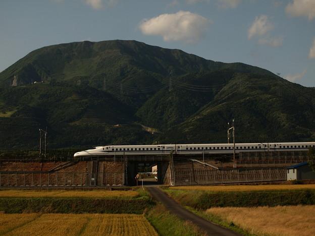 写真: N700系ひかり 東海道新幹線米原~岐阜羽島02