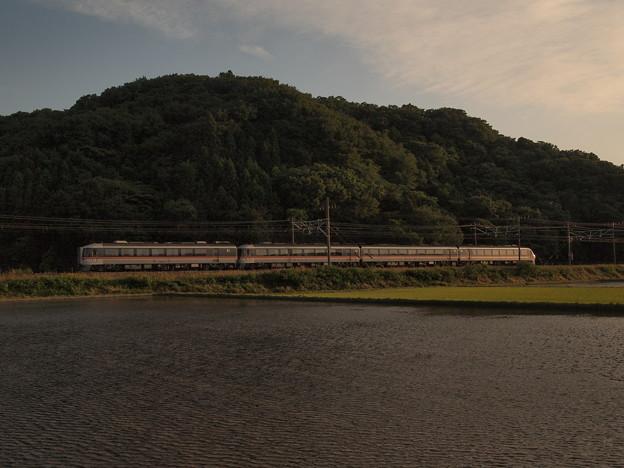 キハ85系特急ワイドビューひだ 東海道本線近江長岡~柏原01