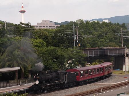 8630形SLスチーム号 京都鉄道博物館01