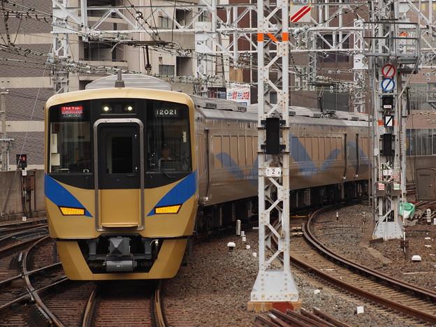 泉北12000系泉北ライナー  南海高野線難波駅03