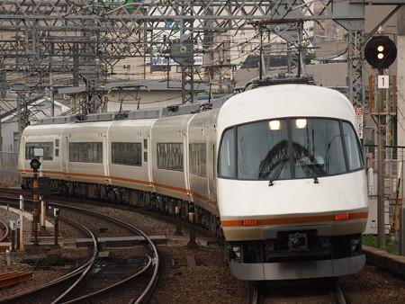 近鉄21000系アーバンライナー 近鉄名古屋線米野駅
