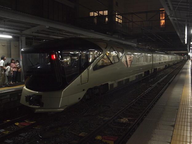 E001系四季島 信越本線長野駅03