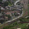 写真: 383系特急しなの 中央本線奈良井~藪原02