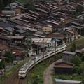写真: 189系木曽あずさ 中央本線奈良井~藪原03