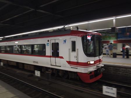 名鉄1700系特急 名鉄名古屋本線金山駅