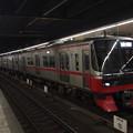 写真: 名鉄3300系準急 名鉄名古屋本線金山駅