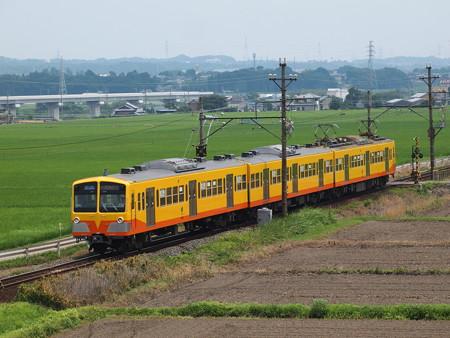 三岐鉄道751系 三岐線三里~丹生川01