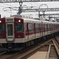 写真: 近鉄5200系急行 近鉄名古屋線八田駅