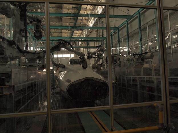 写真: N700系 新幹線なるほど発見デー02