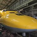 写真: ドクターイエロー 新幹線なるほど発見デー03