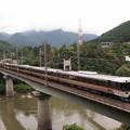 383系特急しなの 中央本線田立~坂下01