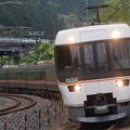 383系特急しなの 中央本線落合川~坂下05