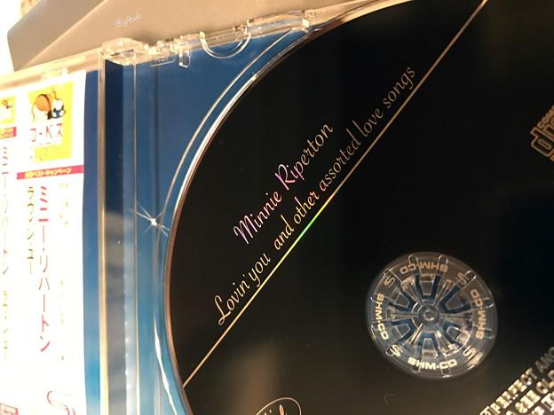 写真: Lovin' you - Minnie Riperton ~オリジナルrainbow