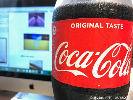 Coca-Cola & Mac 〜打ち上げ花火、下から見るか?横から見るか?記事作成【アニメ映画本日公開記念】