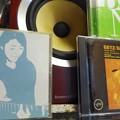 写真: Bossa Nova x3 ~暑い夏に似合った涼しげな風~小野リサ, Getz/Gilberto, OmnibusをB&W♪