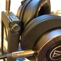 AK100II→リケーブル→WS1100ハイレゾヘッドホン ~深夜寝る前、闇の中で音楽世界へ