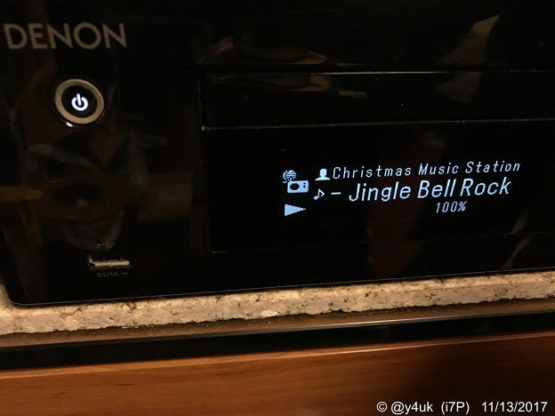 Photos: Christmas Music Station (256k)~洋楽Xmas音楽三昧♪音質良いネットラジオで♪