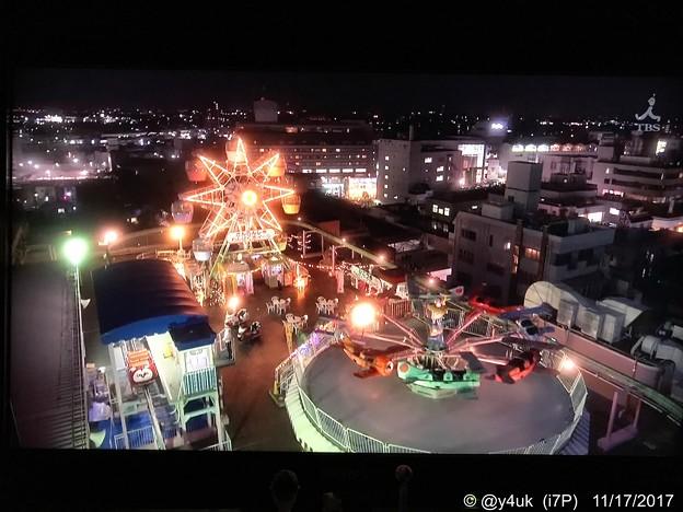 写真: Xmas Roof at night<fly over> 想い出の場所~[監獄のお姫さま]貸切ロケ