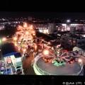 Photos: Xmas Roof at night<fly over> 想い出の場所~[監獄のお姫さま]感動(川越まるひろ百貨店屋上遊園地)夜間閉店後のロケ~最高の夜景