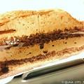 写真: ショコラ ~チョコ断面~苺ショートケーキのもう1コのケーキ(^O^)