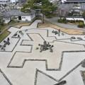 岸和田城八陣の庭 (12)