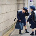 写真: 自由之丘的日本小朋友