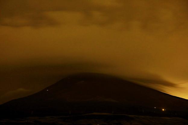 写真: 嵐 近し・・