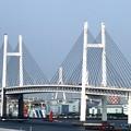 写真: 横浜ベイブリッジ (6)