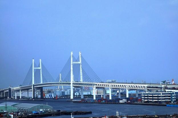 写真: 横浜ベイブリッジ (7)
