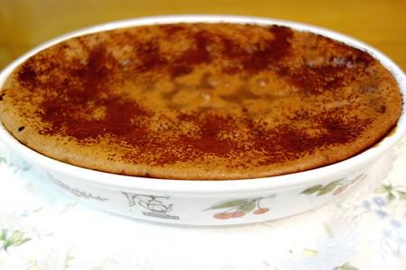 オーボン・ヴュータンのチョコレートケーキ